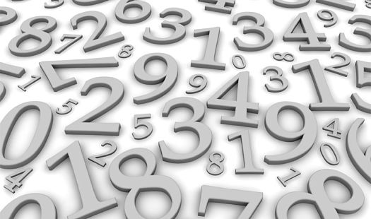 числа в фен-шуй, значение чисел по фен-шуй, число 4 по фен-шуй