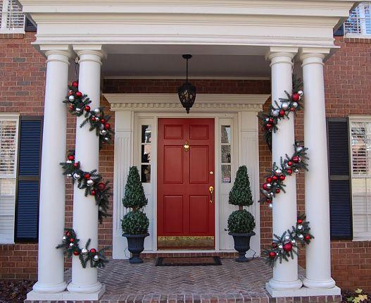 Цвет входной двери по фэн-шуй